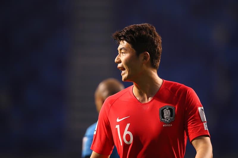 기성용, 한국 축구 국가대표팀 공식 은퇴 발표, 한혜진, 아시안컵