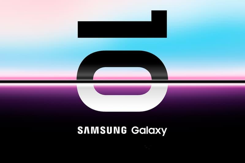 삼성, 폴더블폰 및 갤럭시 S10의 상세 스펙 유출
