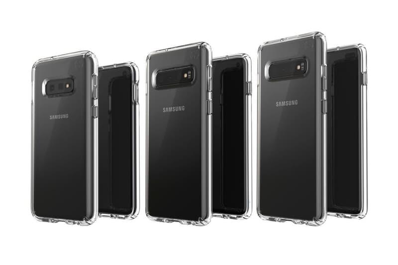 삼성 갤럭시 S10 시리즈 S10E, S10+모델 이미지 유출