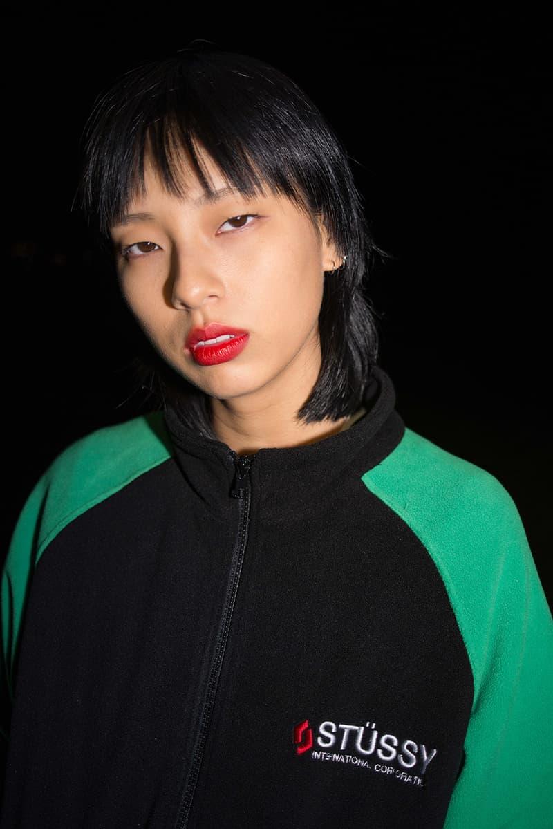 스투시 '뉴 웨이브 기어' 2019 봄 컬렉션 룩북 도버 스트리트 마켓