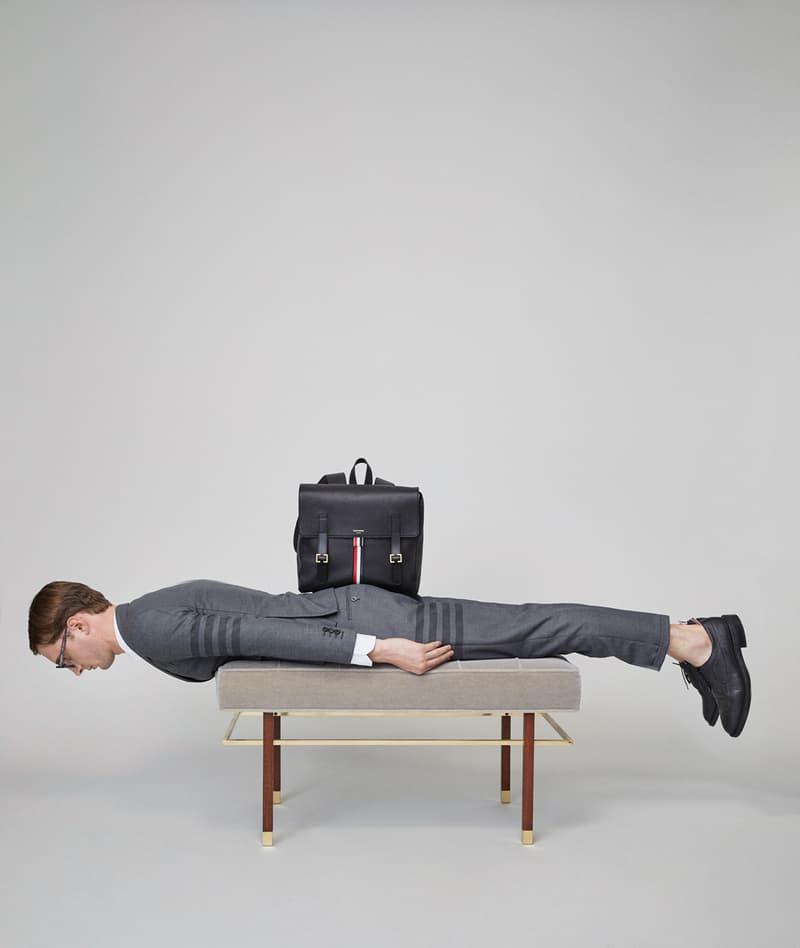 톰 브라운 2019 프리스프링 '폴 리비어의 질주' 컬렉션
