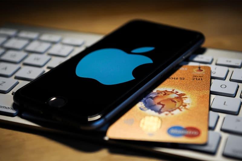 애플 x 골드만 삭스 아이폰 전용 신용카드 개발