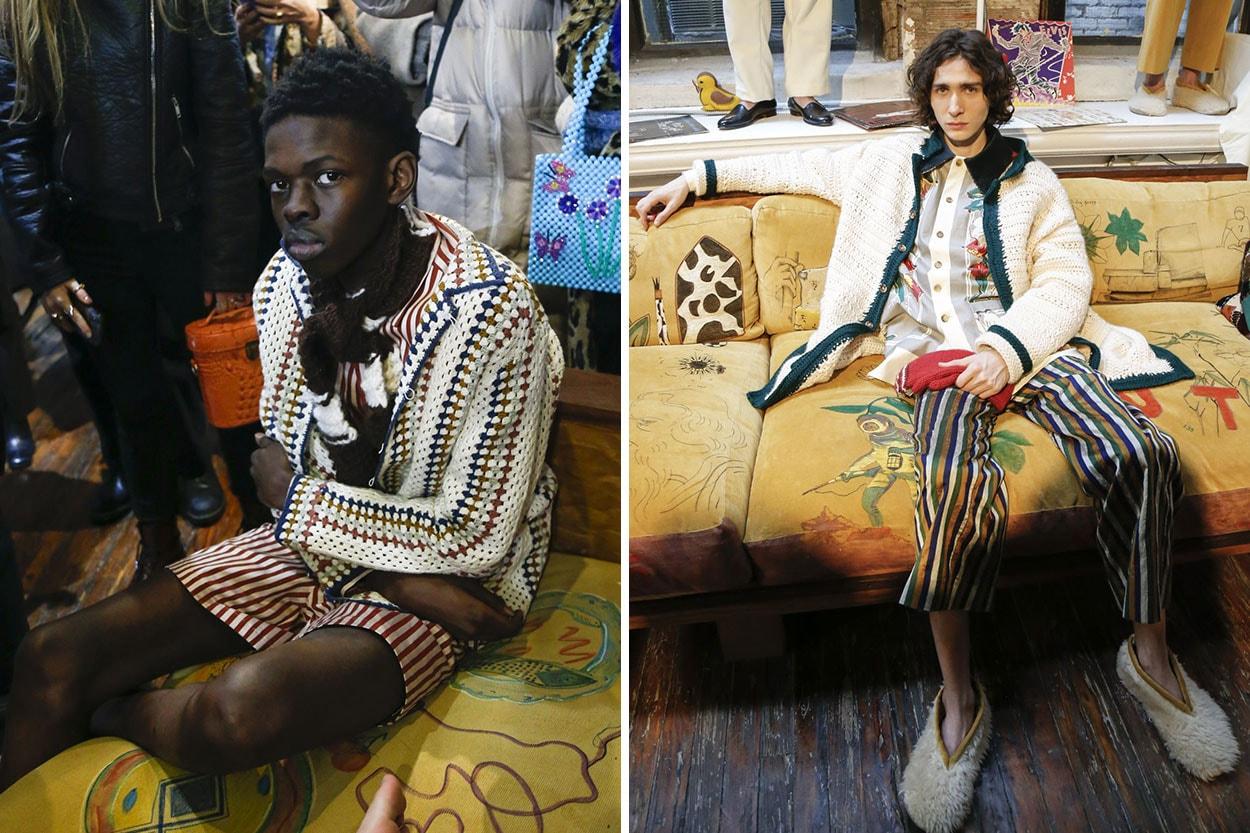 2019 가을, 겨울 뉴욕 패션위크 베스트 컬렉션 5 이세 존 엘리엇 나이키