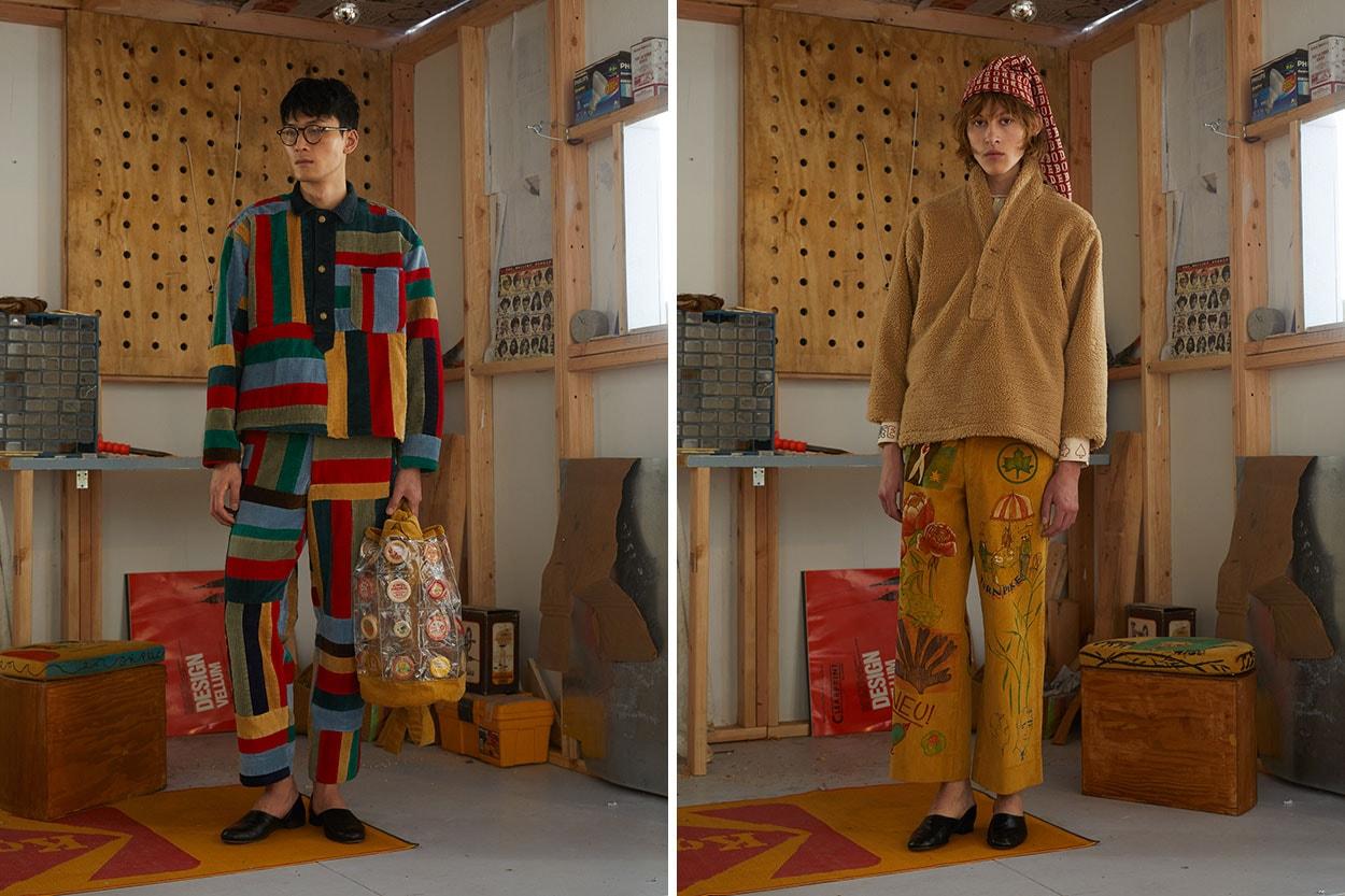 브랜드 프로필 보디 Bode LVMH 뉴욕 패션위크 빈티지 남성복 워크웨어