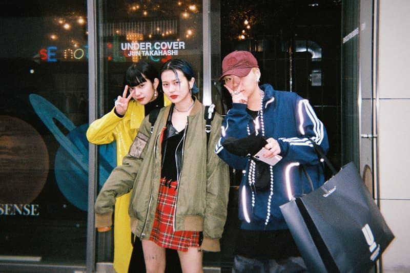키드밀리가 진짜로 즐겨 찾는 일본 편집숍 딘드밀리 추천 쇼핑 도쿄 쇼핑 오사카 쇼핑 셀렉트숍 고등래퍼