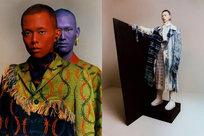 조기석의 쿠시코크 'WHY [ ] STARTED' 컬렉션 룩북 & 매장 오픈 정보