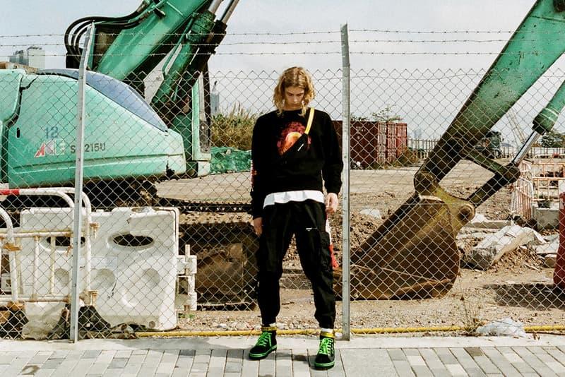 오프 화이트 2019 봄, 여름 SS '짐 스타크' 컬렉션, 제임스 딘 이유 없는 반항 버질 아블로