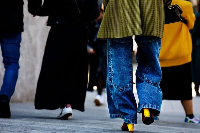 #Streetsnaps: 2019 가을, 겨울 밀라노 패션위크 구찌 프라다 펜디 베트멍