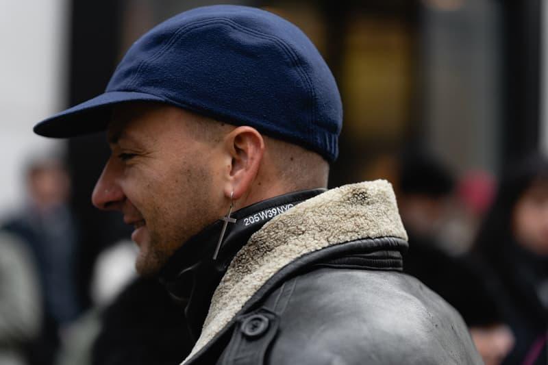 #Streetsnaps: 2019 가을, 겨울 뉴욕 패션위크 스트리트 스타일