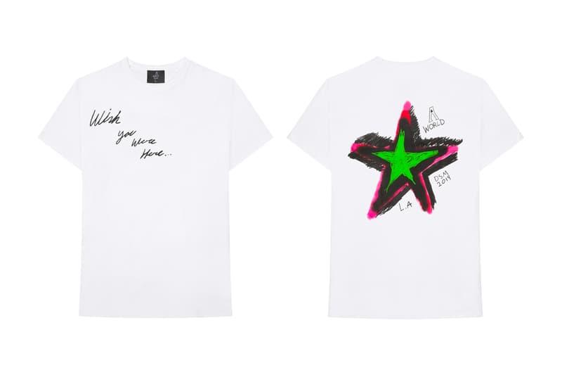 도버 스트리트 마켓 뉴욕 x 트래비스 스콧 '아스트로월드' 캡슐 컬렉션 래플 정보