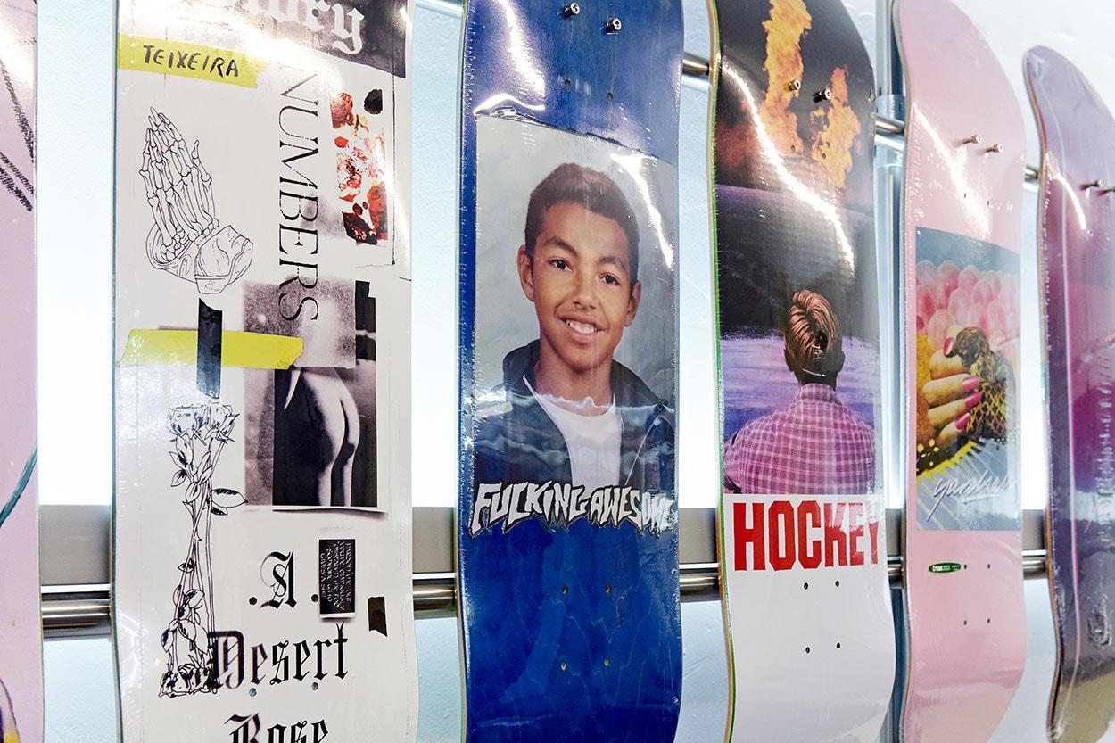 스케이트보더의 새 목적지 팔팔 스케이트 오픈 서울 압구정로데오 나이키 SB 아디다스 스케이트보드 반스 올타이머스 팔라스 허프 넘버스 스팅워터 퍼킹어썸
