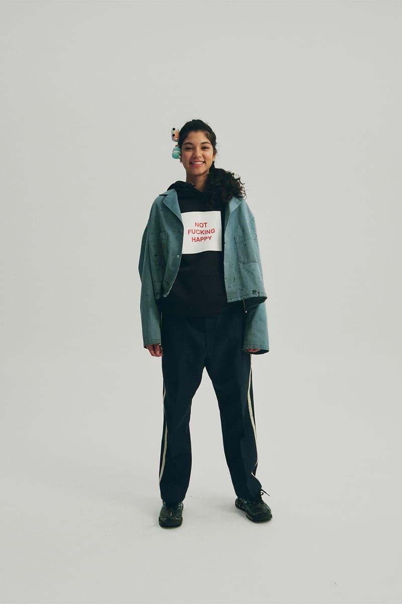 느린 배송을 '셀프 디스'한 안티 소셜 소셜 클럽의 2019 봄, 여름 컬렉션