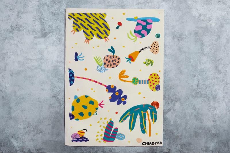 이케아 아트 페스티벌 2019 러그 컬렉션 - 버질 아블로, 크레이그 그린 협업 등