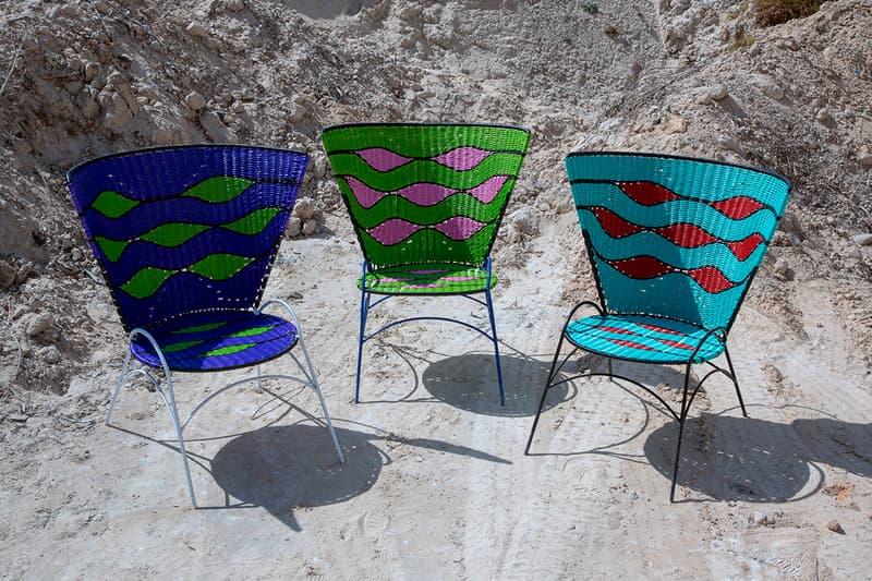 밀라노 가구 박람회에 등장한 마르니의 가구 컬렉션 '문 워크' 2019 살롱 델 모바일