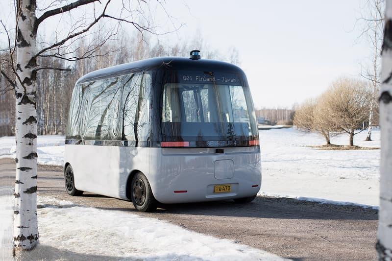 무인양품 x 센시블 4 자율주행 대중 버스 정보 2019 영상 보기 무지