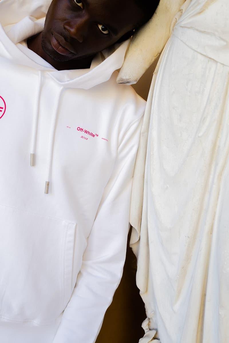 오프 화이트의 2019 봄, 여름 자카르타 한정 캡슐 컬렉션 버질 아블로