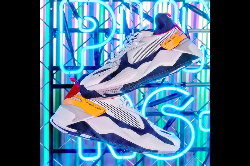푸마 'RS-X코어', 'RS-X트랙스 ' 출시  2019 봄 puma-rs-series-rs-core-rsx-tracks