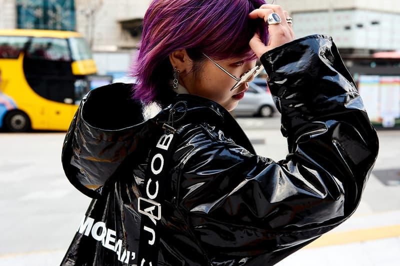 서울 패션위크 동대문 DDP 패션쇼 스트리트 스냅 거리 패션 2019 가을 겨울 컬렉션 기안84