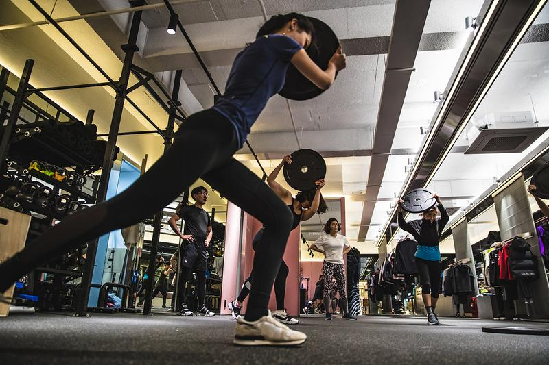 스파이더 압구정 스토어 오픈 2019 봄  spyder-apgujeong-store-open
