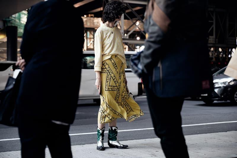 2019 가을 겨울 도쿄 아마존 패션위크 거리 패션, 스트리트 스타일