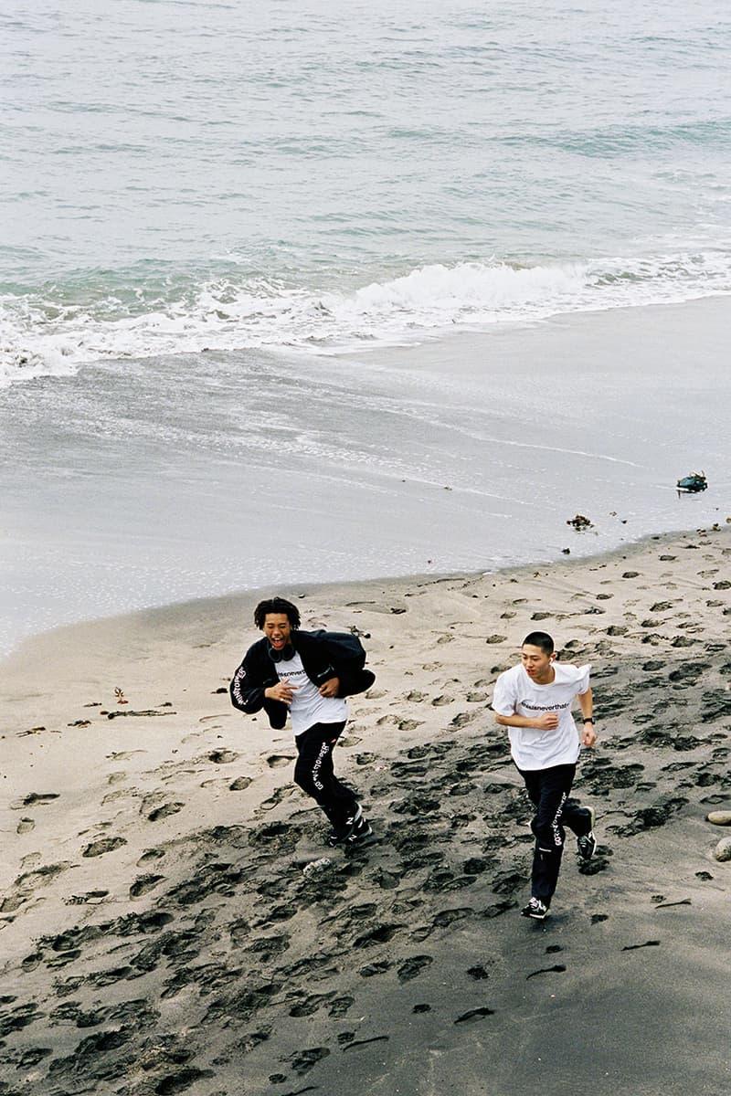 디스이즈네버댓의 2019 봄, 여름 '고어 윈드스타퍼' 컬렉션 룩북