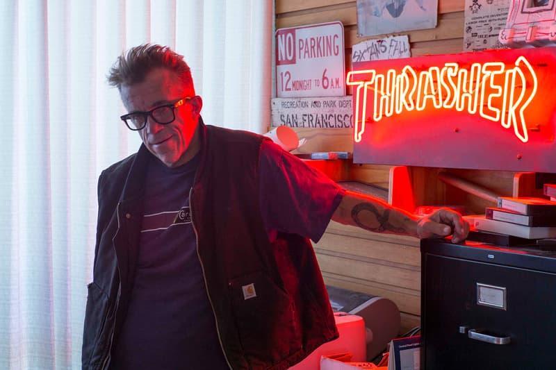 'Thrasher' 매거진 편집장 제이크 펠프스 사망
