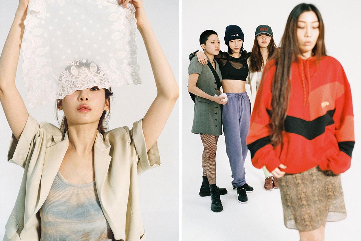 주목해야 할 여성 스트리트 브랜드 10 미스치프 서혜인 세계 여성의 날 블랙핑크