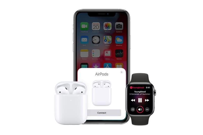 애플 무선충전 지원하는 에어팟 2세대 국내 판매 개시
