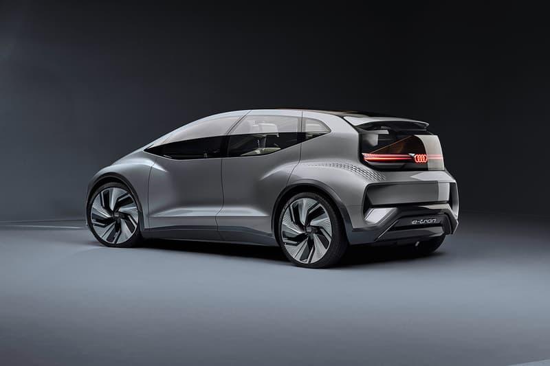 아우디, 상하이 모터쇼에서 미래형 도시 콘셉트 자동차 'AI:ME' 공개