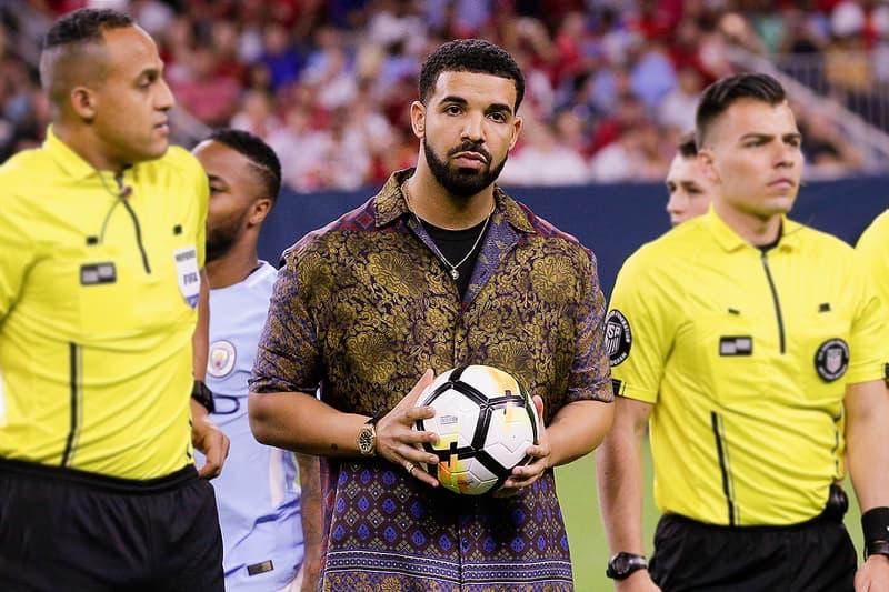 유럽 축구 리그에서 돌고 있는 드레이크의 저주는? 파리 생제르맹 아스널 맨체스터 시티 토트넘 2019