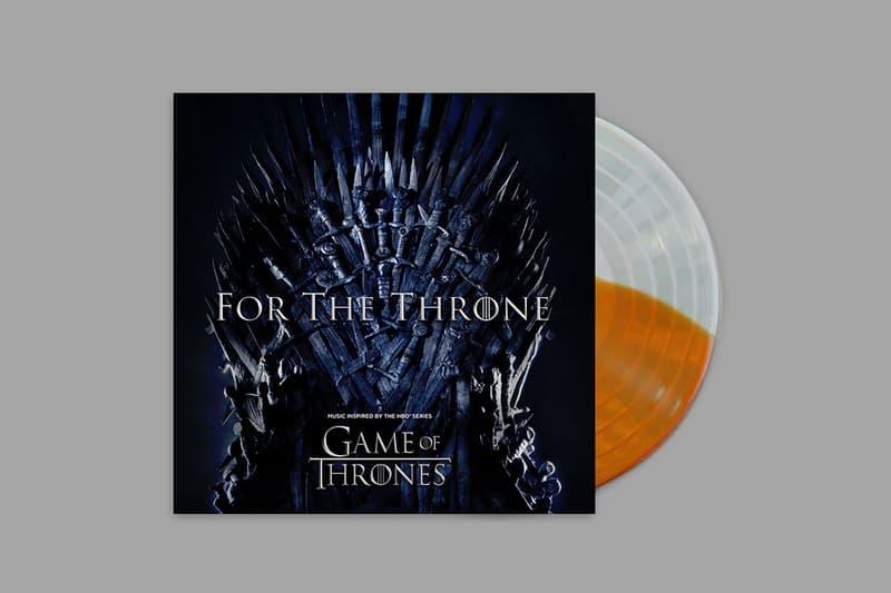 에이셉 라키, 트래비스 스콧, 더 위켄드가 참여한 '왕좌의 게임' 헌정 앨범 For The Throne