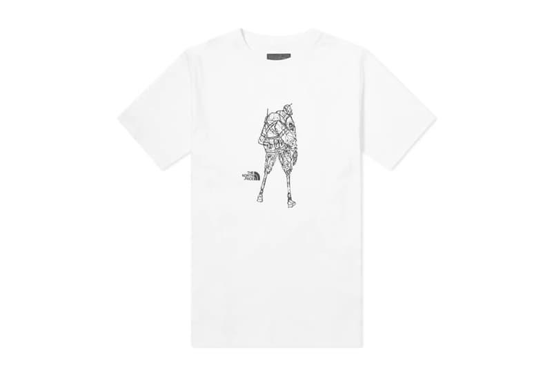 카즈키 쿠라이시 x 노스페이스 블랙 2019 SS 캡슐 컬렉션 발매 정보