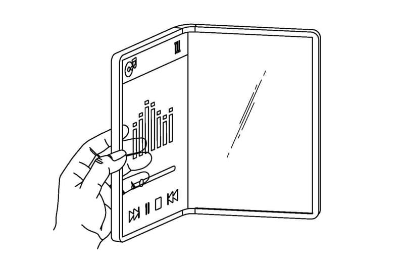 LG LG전자 투명 디스플레이 장착 폴더블폰 특허 미국 모바일 터미널 폴더블폰
