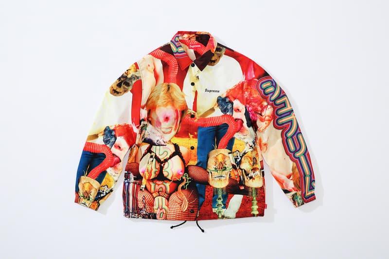 세킨타니 라 노리히로 슈프림 협업 컬렉션 전 제품군 발매 정보