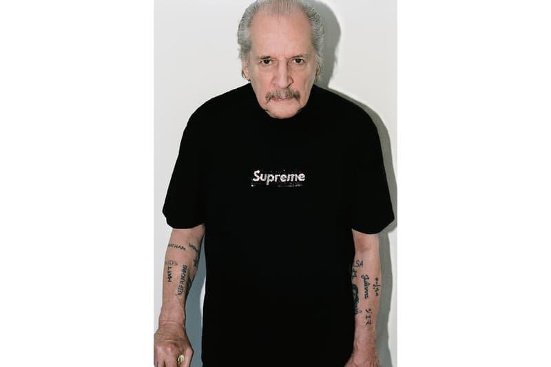 슈프림 25주년 기념 스와로브스키 박스 로고 제품군
