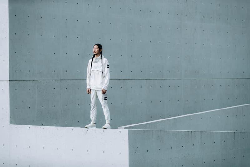 고도의 기능성, 노스페이스 블랙 시리즈 2019 봄, 여름 '에어 플로우' 캡슐 컬렉션