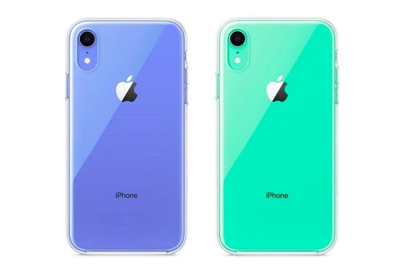 애플 아이폰 XR 파스텔 그린 라벤더 컬러로 선보인다