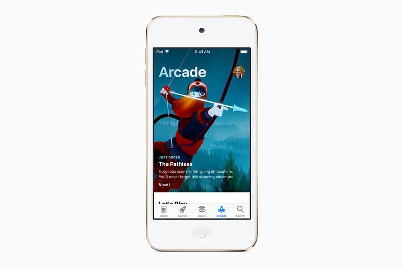 애플 그룹 페이스타임 AR 업그레이드 새 아이팟 터치 출시 가격 컬러