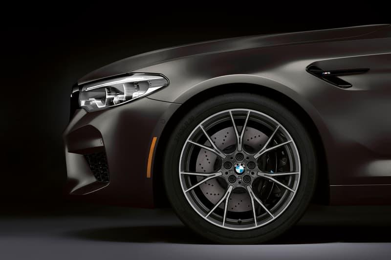 BMW, M5 시리즈 탄생 35주년 기념 한정판 에디션 2020 출시