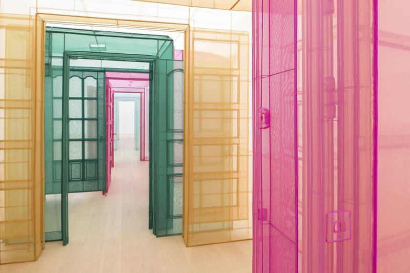 설치미술가 서도호의 첫 단독 전시회 네덜란드 포르린던 뮤지엄 개최, 집 속의 집