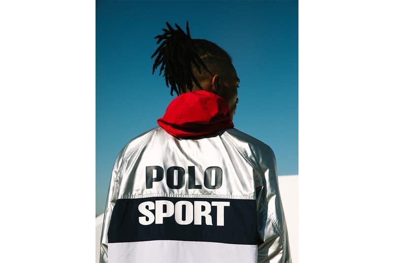 1990년대의 아이콘 폴로 스포츠의 귀환, 런칭