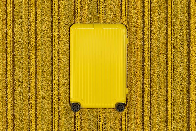 리모와, 색색의 하이그로시 코팅 러기지 컬렉션 출시, 에센셜 케빈