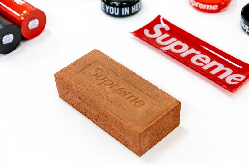 1300가지의 슈프림 아카이브 제품을 손에 넣을 수 있는 소더비 경매 타카하시 유키오 H 퀸스의 하트 홀