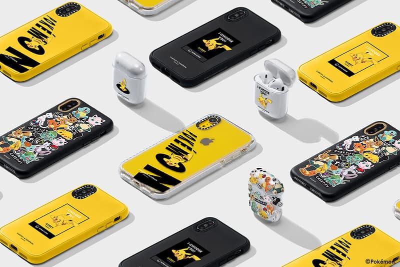 포켓몬스터 x 케이스티파이의 한정판 스마트폰 케이스 컬렉션, 아이폰 x