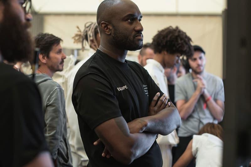 버질 아블로, 오프 화이트 회사 내 다양성 부족으로 비판받다 유색인종 직원 밀라노 행사