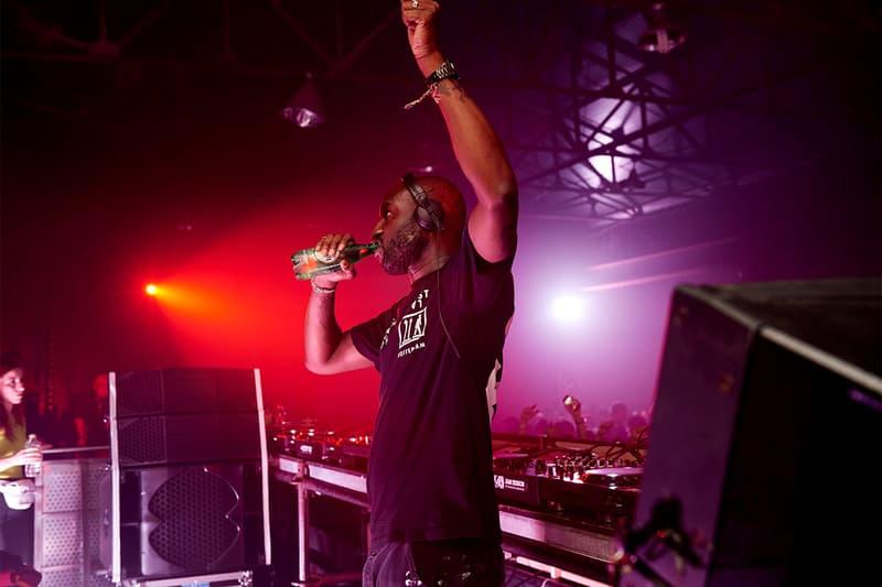 버질 아블로 성수동 대림창고 믹스맥 이벤트 DJ 셋 공연 후기 및 현장 사진, 오프 화이트