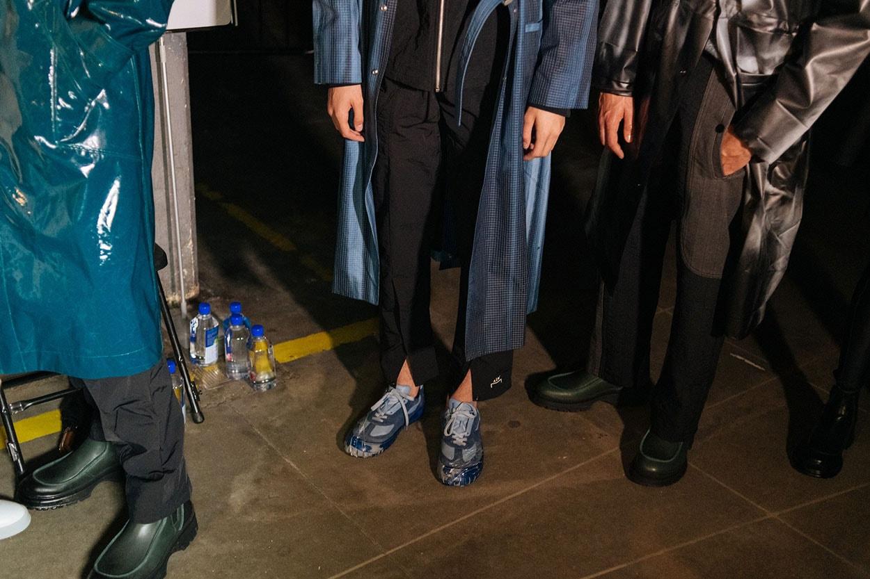 2020 SS 런던 남성 패션위크 베스트 컬렉션 마틴 로즈 키코 코스타디노브 크레이그 그린 어 콜드 월 C2H4