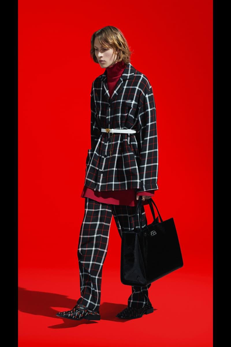 발렌시아가의 2019 가을 컬렉션 룩북 보기 트리플 S, 트랙 트레이너가
