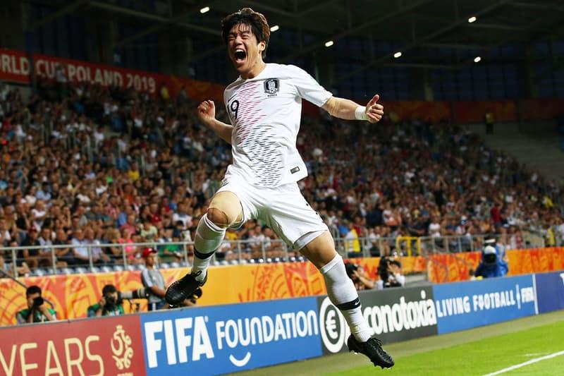 이강인, 최준 출전한 2019 FIFA U-20 월드컵, 대한민국 에콰도르 꺾고 사상 첫 결승 진출하다