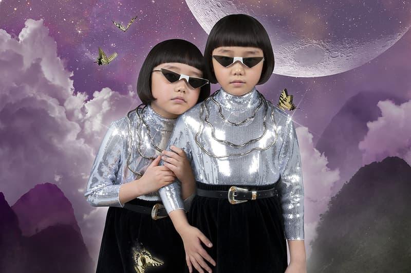 젠틀 몬스터, 어린이를 위한 키즈 아이웨어 컬렉션 출시, 코코 프린세스 화보